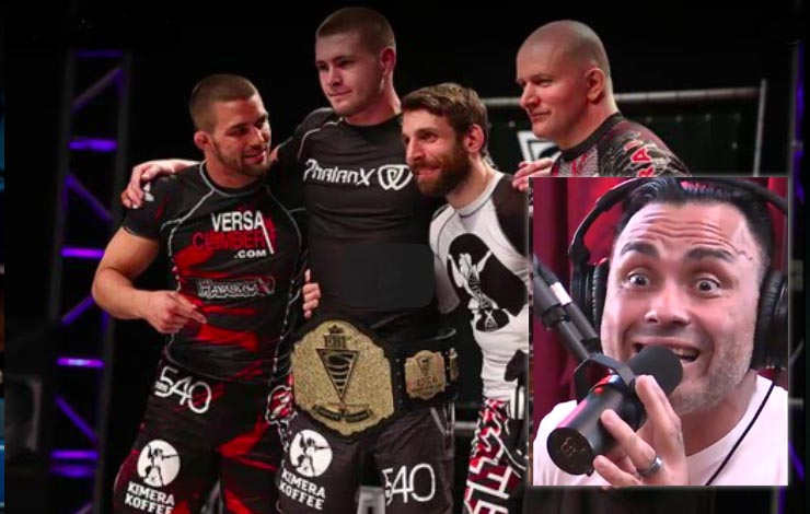 Eddie Bravo Outlines 10th Planet's Only Goal – To Get Danaher Death Squad