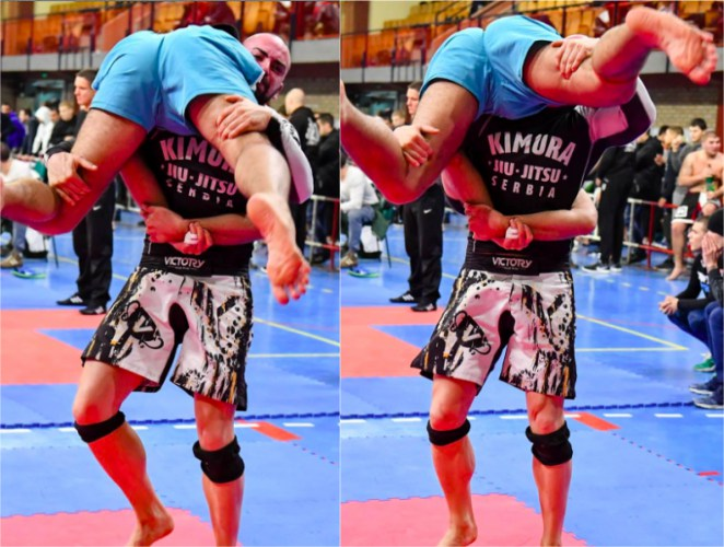 Stand Up Mistakes: 5 Reasons Why Your Opponent Takes You Down