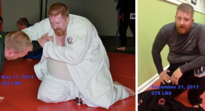 Should You Start BJJ If You're Not In Shape?