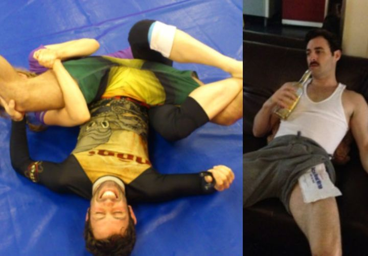 Most Stupid Ways To Get Injured In Brazilian Jiu Jitsu