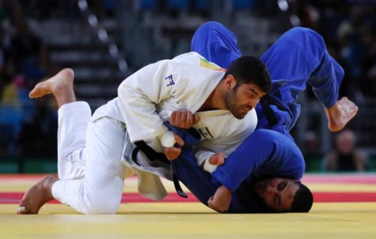 Israeli Judo Team Banned From Competing Under National Flag in Abu Dhabi