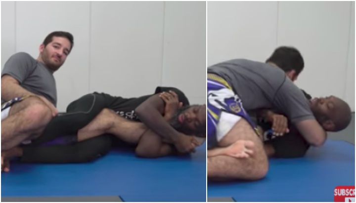 Stop the Cross Face from Ending Your Knee Bar Attempt