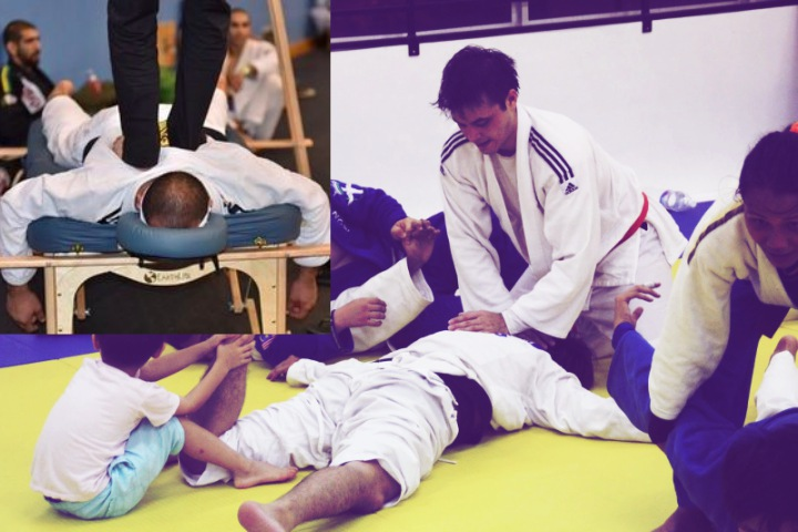Effective Sports Massage Therapy for Grapplers Before Competitions
