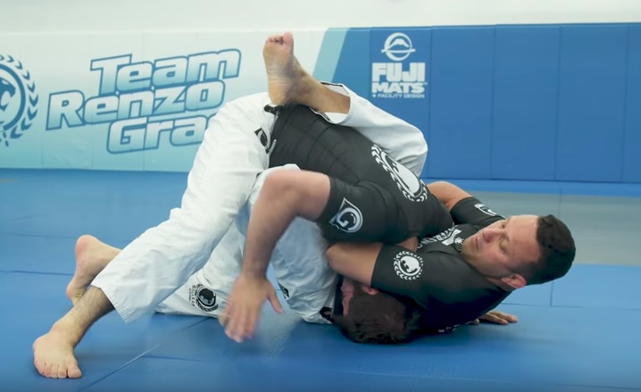 Renzo Gracie Unveils Secrets to His Infamous Arm-in Guillotine