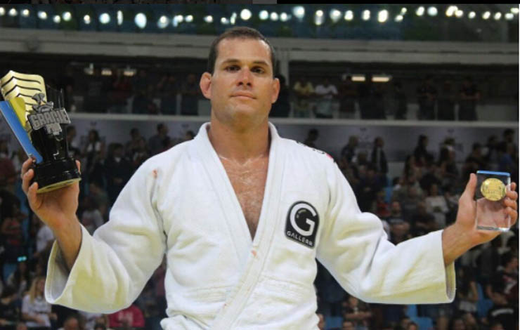 Roger Gracie: For Me Defeat Is Unacceptable