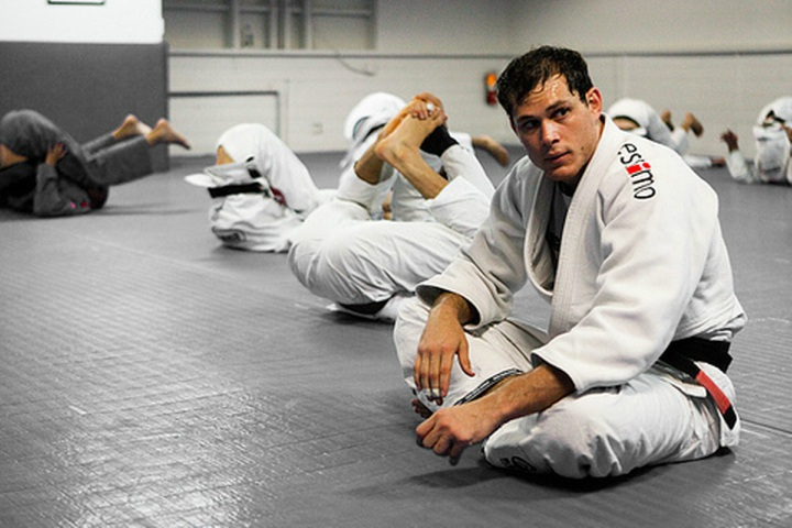 The Importance Of Working On Your BJJ As an Individual
