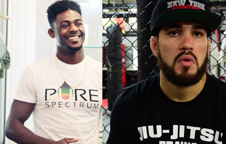 UFC's Aljamain Sterling Set To Compete in Submission-Only Grappling Match