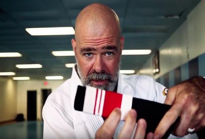 The Correct Way to Put Stripes On a Jiu-Jitsu Belt