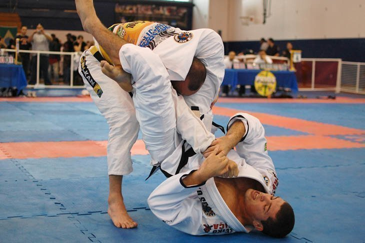 WATCH: Triangle Choke 101 (Videos)