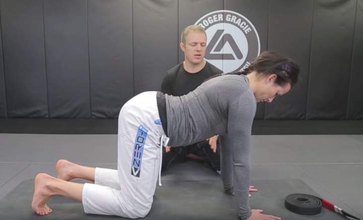 What is The Best Yoga Posture for BJJ Players?