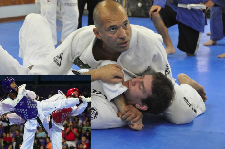 Royce Gracie Compares Jiu-Jitsu's Evolution To That Of Taekwondo