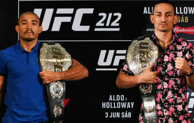 Jose Aldo to rematch Max Holloway After Frankie Edgar Withdraws