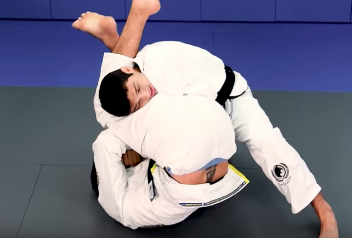These Are The Highest Percentage Armlock Set Ups From Guard