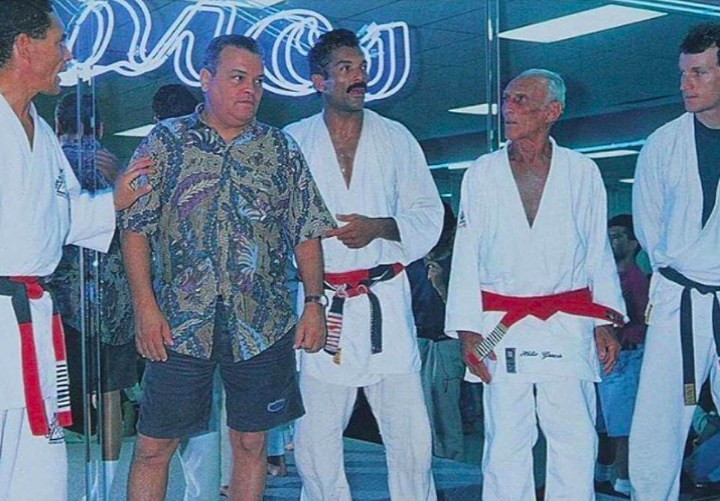 What Made Carlson the Most Unique Member of the Gracie Family