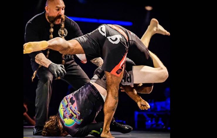 Combat Jiu Jitsu Worlds – Results Plus That Slap Tko