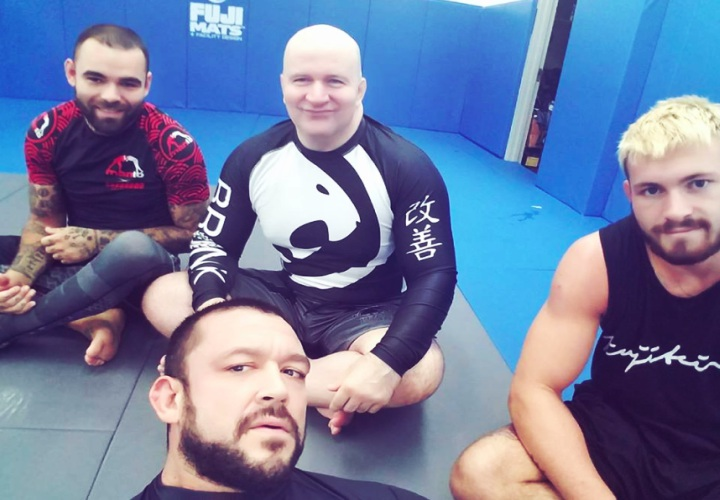 Tom DeBlass To Close Minded BJJ Traditionalists: 'Don't Knock it, Learn it'