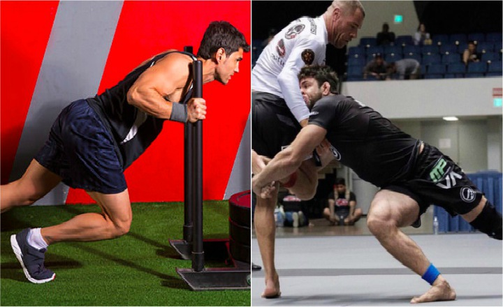 Top 6 Exercises to Develop Explosive Takedowns