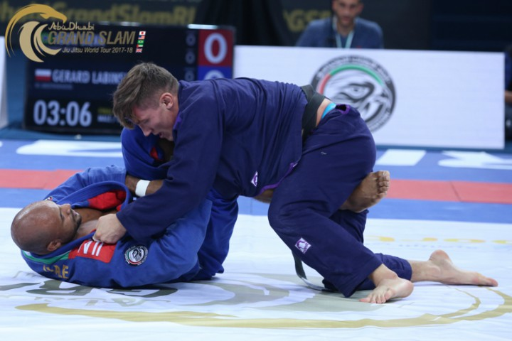 Abu Dhabi Grand Slam Rio: Poland's Labinski Shines, Black Belt Champions Crowned