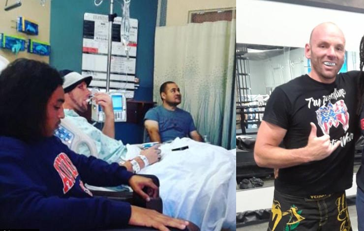 MMA Fighter Who had His Heart Stop and Got Revived In the Cage Plans To Keep Competing In BJJ