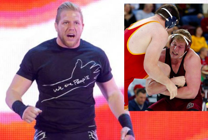 Bellator Signs Jack Swagger, Former WWE Champion & College Wrestling Standout
