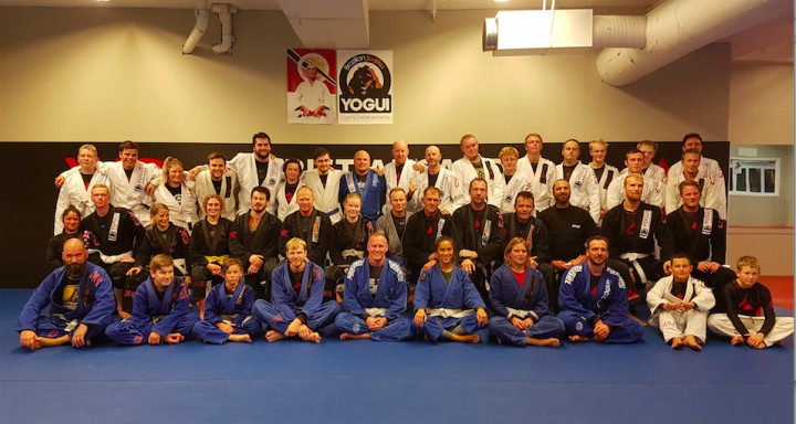 Training Report: Kristiansand Kampsport Senter, Norway