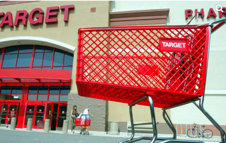 Shoplifter Sues Target After Employee Who Knew Jiu Jitsu Stopped Him