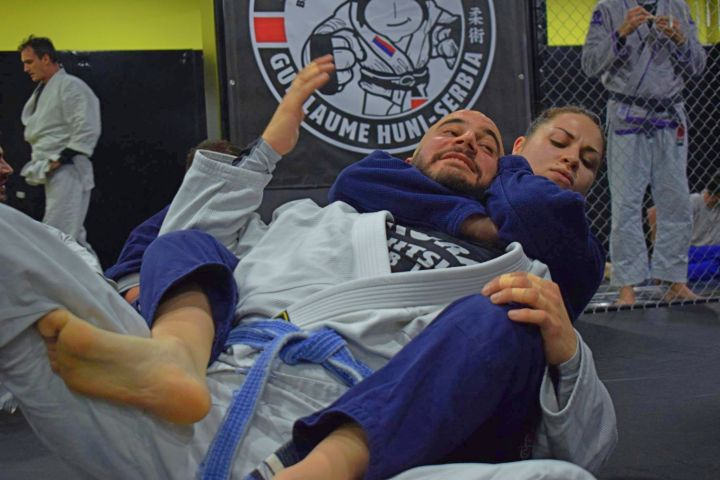 How To Get a Good Training Session With White Belts