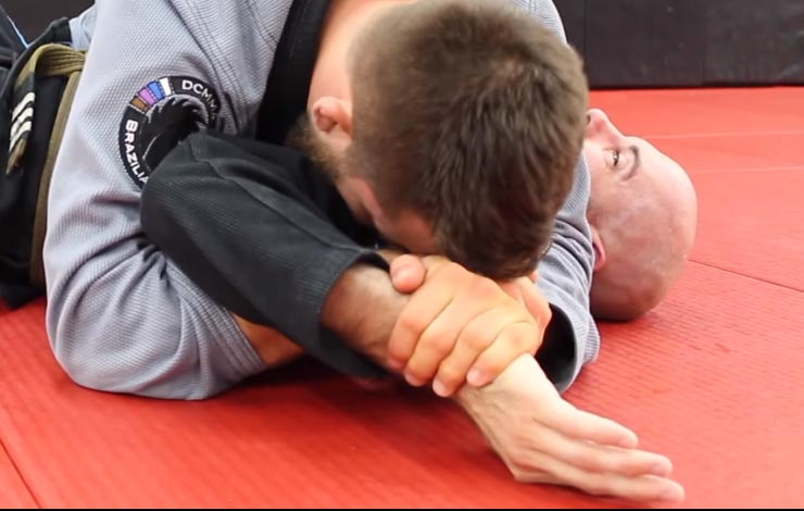 White Belt Americana Setup Guaranteed To Work For You Well Through The Belt Progressions