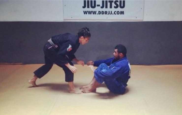 Learning Jiu-Jitsu as a Sexual Assault Survivor