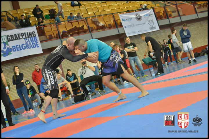 Serbian Grappling Cup: Open For Foreigners 10.12.17