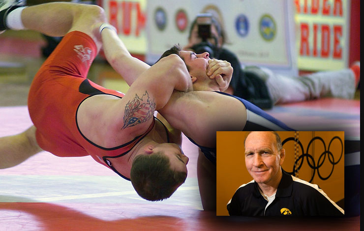 Wrestling Legend Dan Gable: 'They Say Wrestling Isn't For Everybody, But I Say It Should Be'