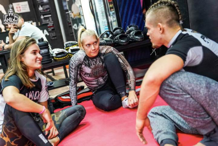 How to Find the Right BJJ Gym as a Woman