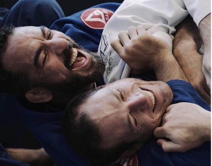 The Incredible Healing Power of BJJ