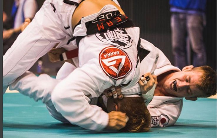 How Competitive Should You Be When You Roll in BJJ?