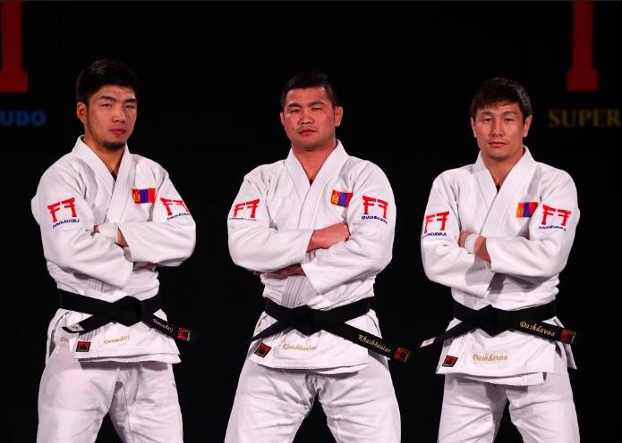Mongolian Judo Team's Hard Core Training Regimen