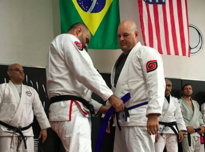 Instructor's Brilliant Response To 'I'm Not Ready For My Blue Belt'