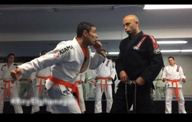 "The Most Intense Black Belt Self Defense Test Done by ""The Bruce Lee of Krav Maga"""