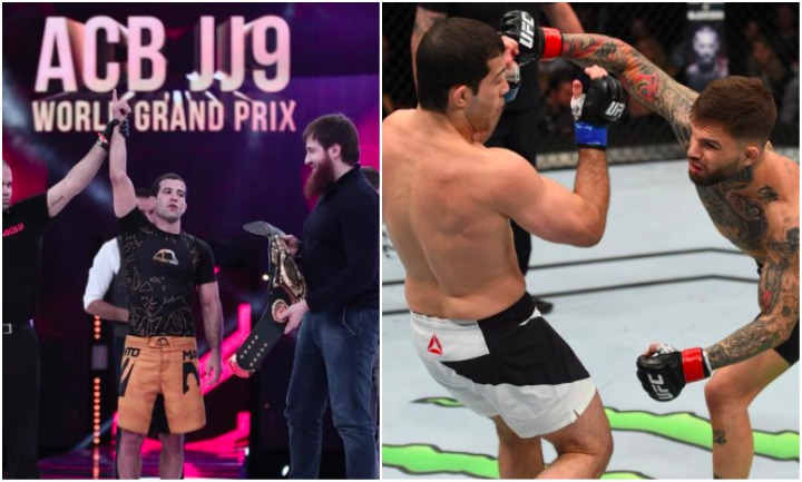 Tanquinho Makes Twice As Much Money in Pro BJJ Event Than He Does in UFC