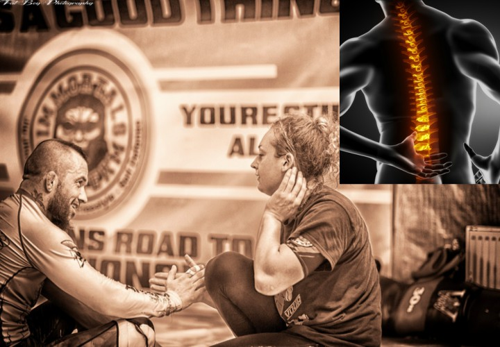 How To Successfully Return To Grappling After a Serious Back Injury