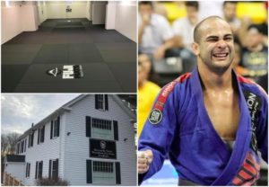 Old Church Was Converted Into BJJ Academy