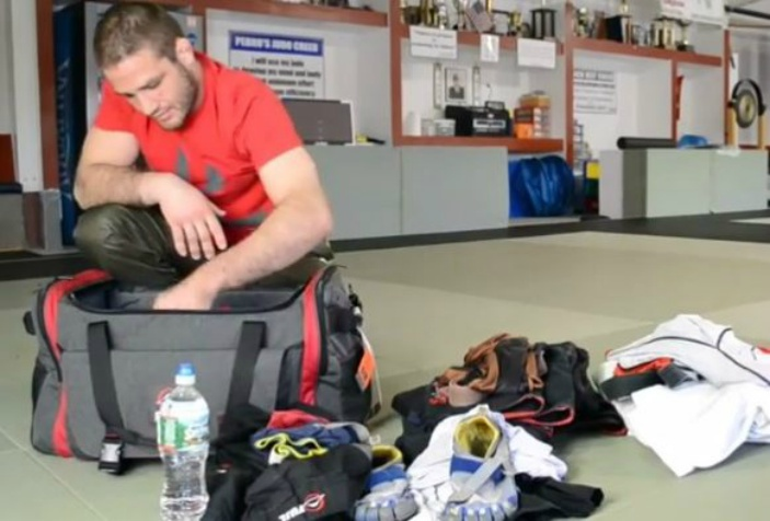 What Should You Have In Your BJJ Gym Bag?
