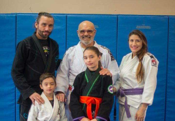 Making time for Jiu-Jitsu: Balancing BJJ, Family, School & Work