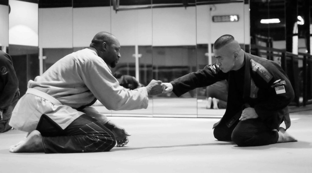 How To Be A Great Training Partner In Brazilian Jiu-Jitsu