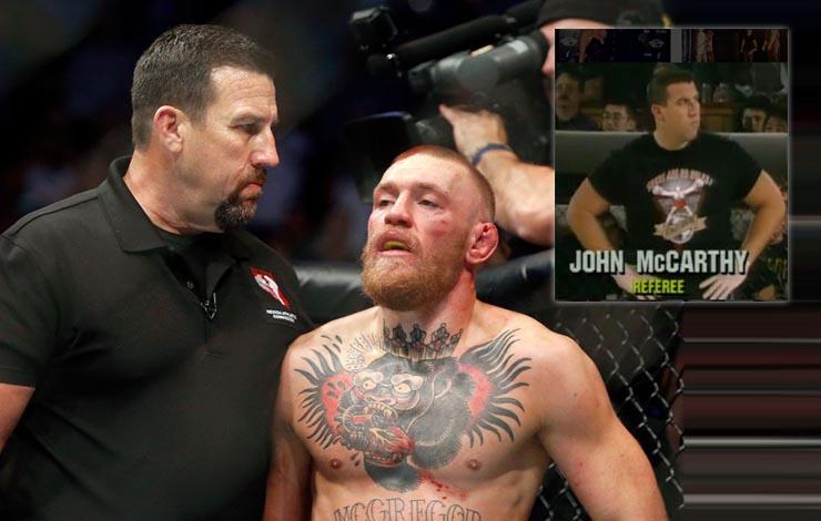 John McCarthy Talks BJJ Neck Injury That Briefly Left Him Paralyzed On One Side