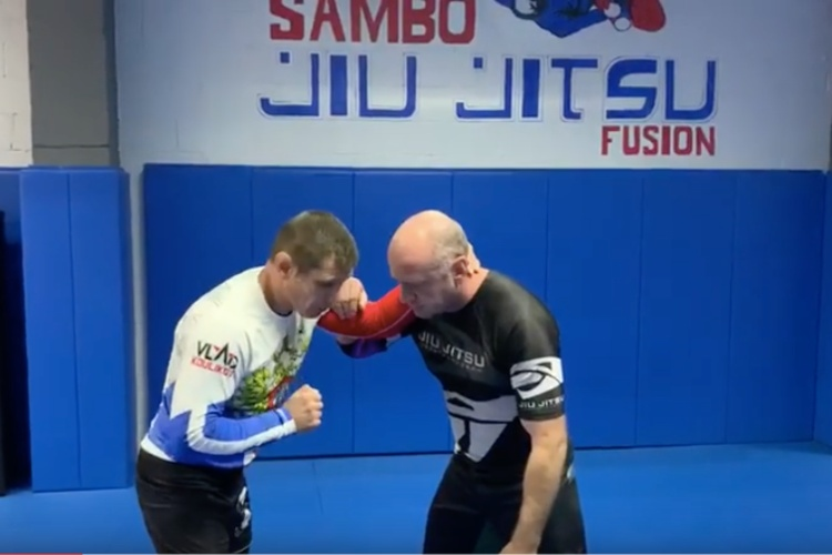 Sambo-BJJ Fusion: 4 Foot Sweeps For No Gi by Vlad Koulikov