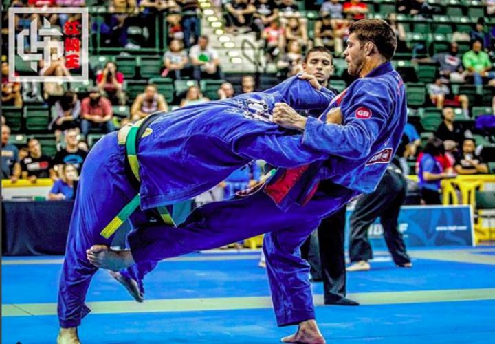 Simple Judo Throw That Develops Massive Grip Strength For BJJ!