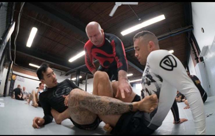 Danaher outlines 4 Mechanical Principles You Need To Understand To Vastly Improve Your BJJ