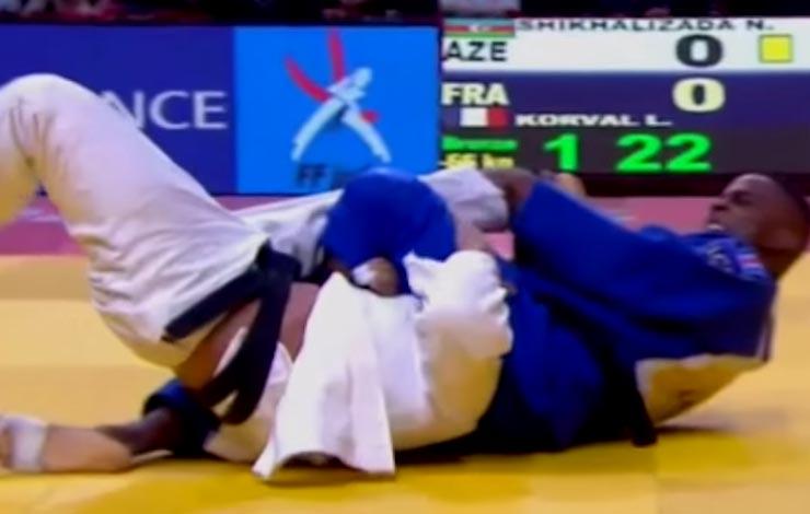 An In-Depth Look Into Judo Leglocks