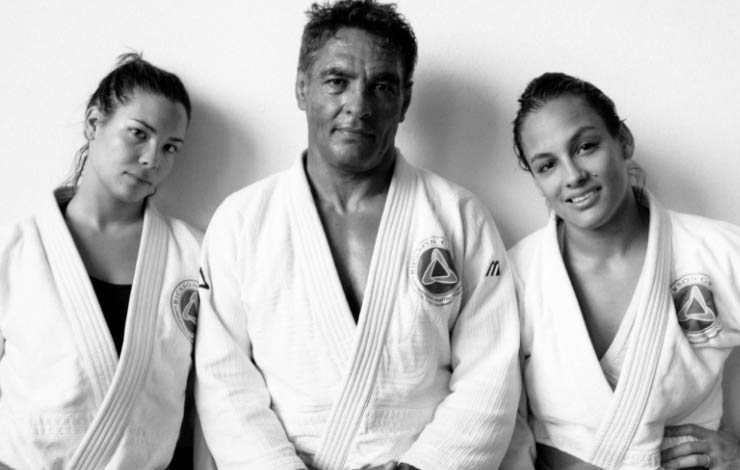 Rickson's Daughter Reveals How BJJ Helped Her Cope With Trauma, Talks Running an Academy with Sister
