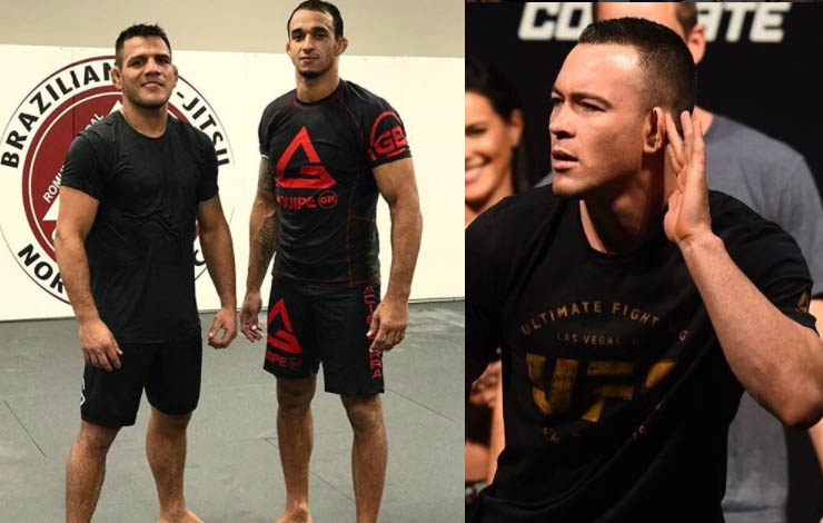 Colby Covington Sets Sights On Another Brazilian – Calls Dos Anjos Fake